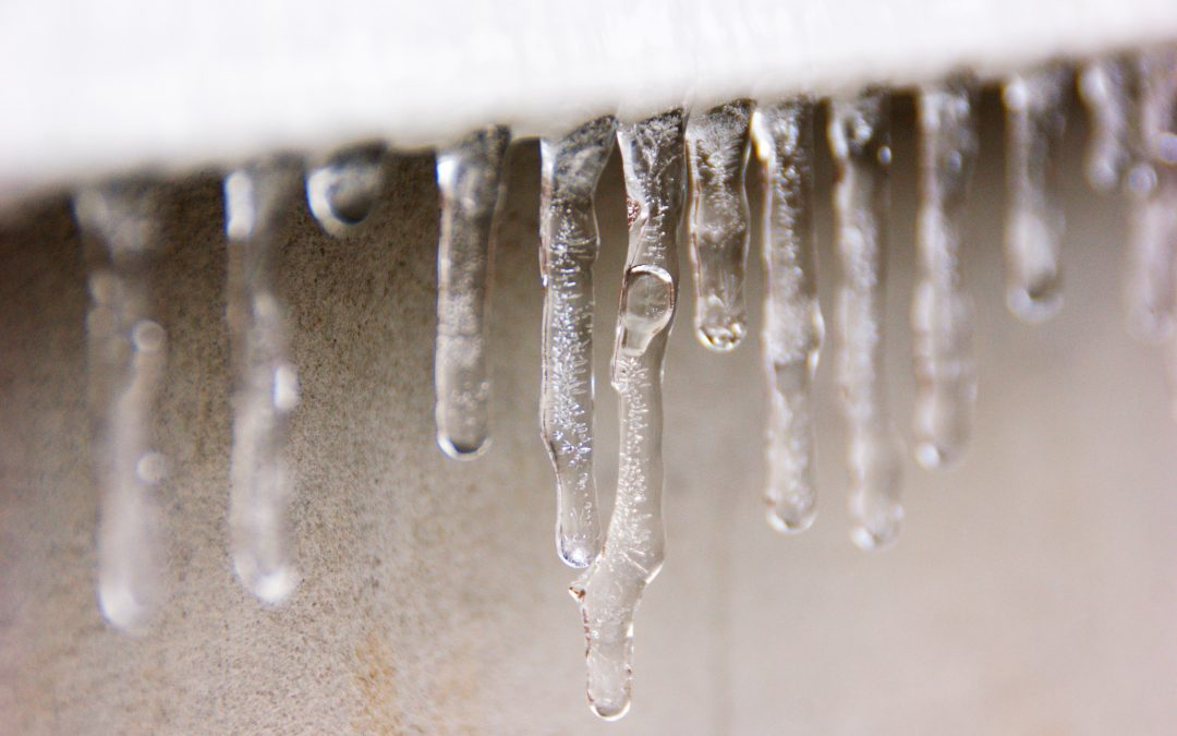 Baby it's Cold Outside: Ice Dams