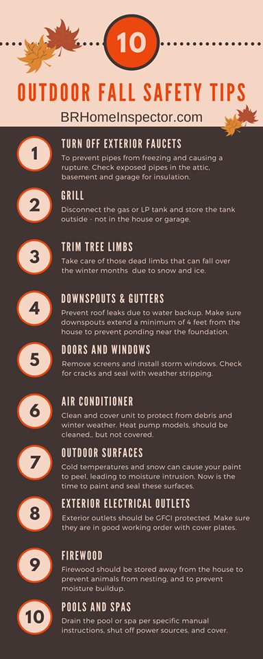 Fall Maintenace Tips